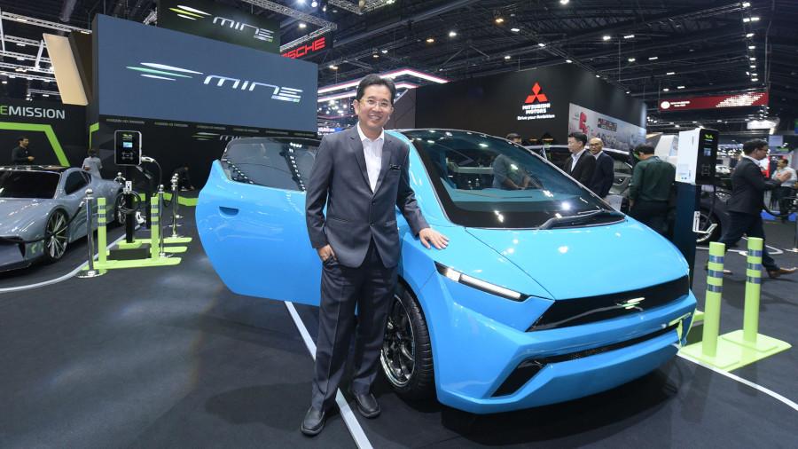เปิดวิสัยทัศน์ MINE รถยนต์ไฟฟ้าแบรนด์ไทย ที่ไม่ได้ต้องการเป็น Tesla of Thailand