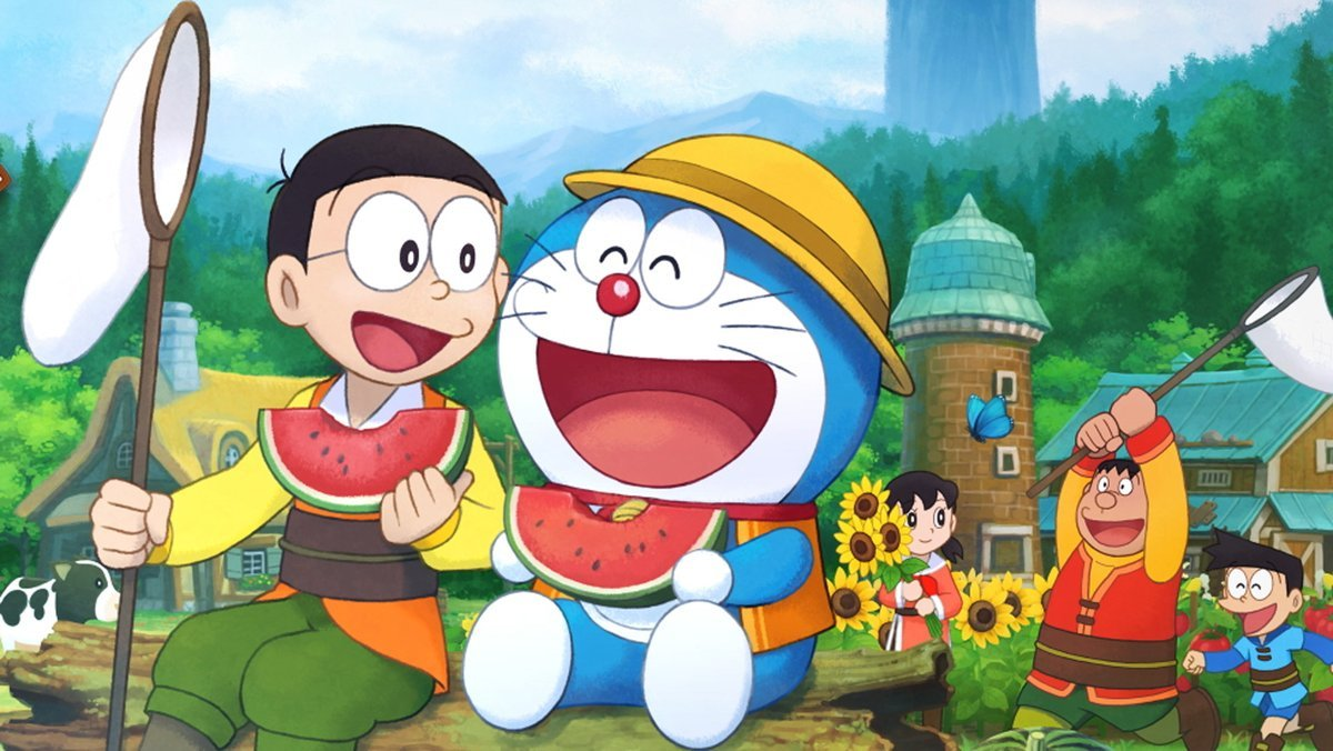 """alt=""""Doraemon Story Of Seasons"""""""