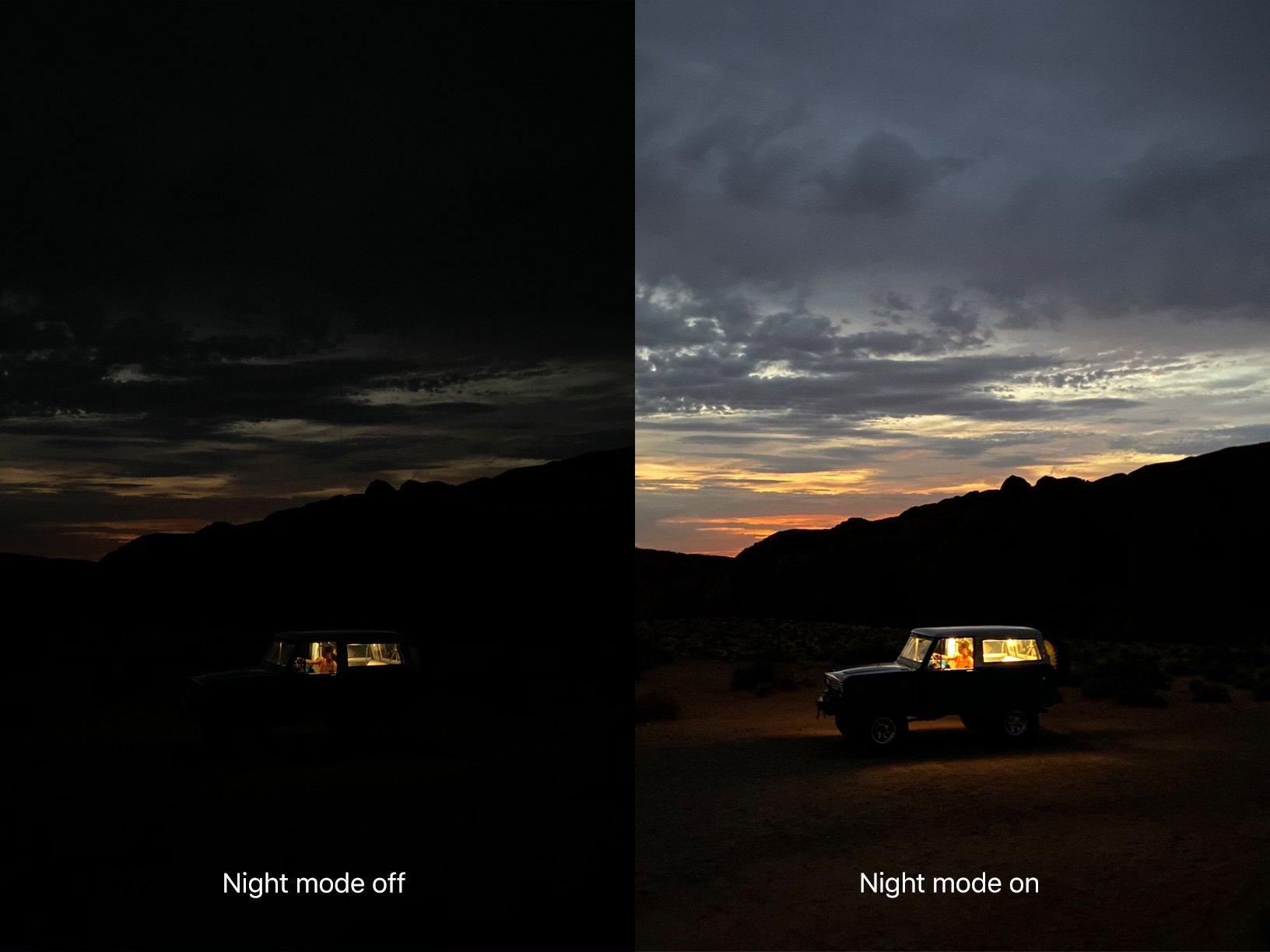 "alt=""Night Mode in iPhone 11 Pro"""