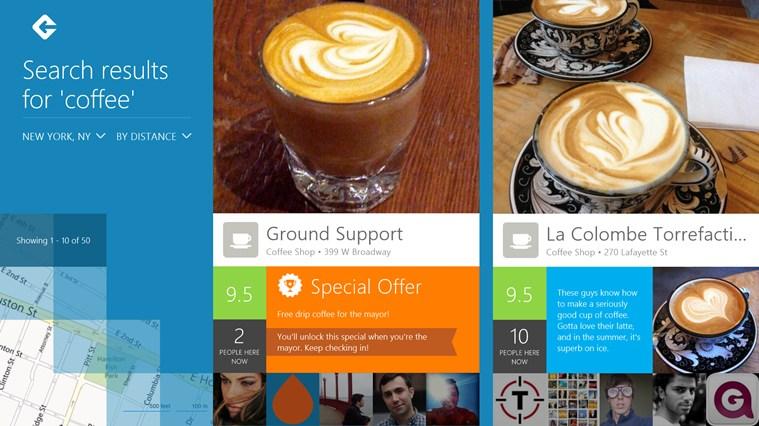 "alt=""Foursquare Windows 8"""