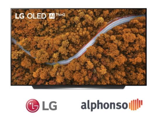 "alt=""LG x Alphonso"""