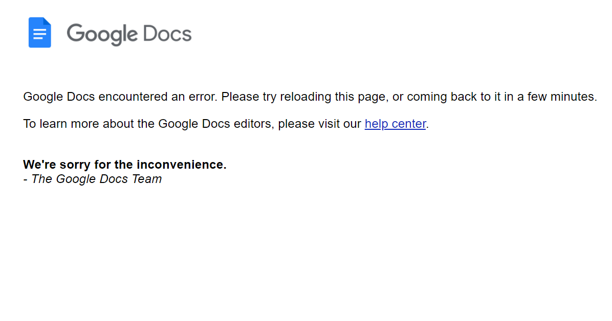 "alt=""Google Docs Error"""