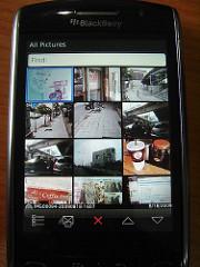 """alt=""""BlackBerry Storm - Photo"""""""