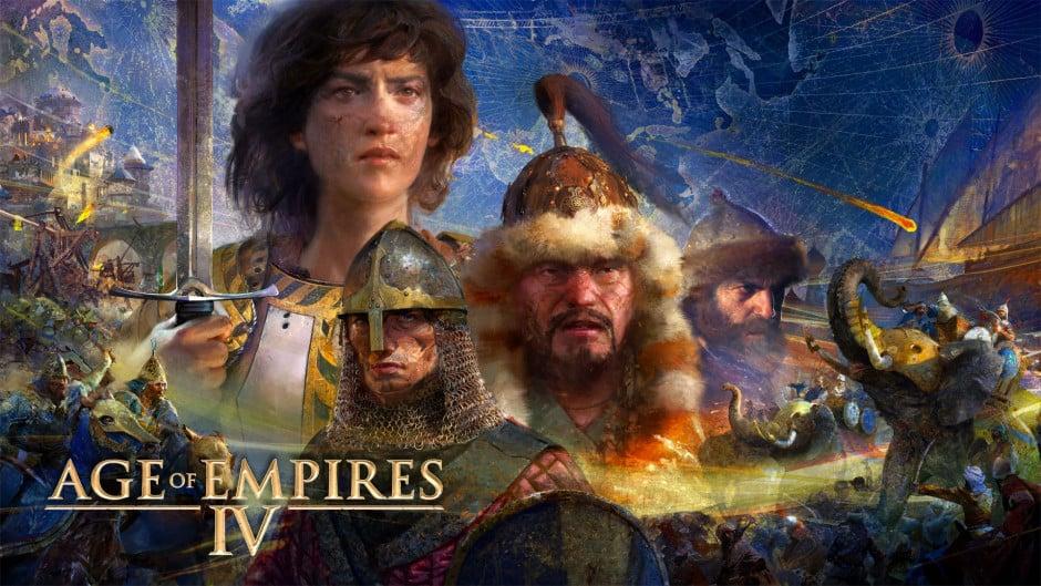 Age of Empires IV ประกาศวันวางขาย 28 ตุลาคม 2021