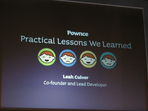 "alt=""Pownce Session @ FOWA"""