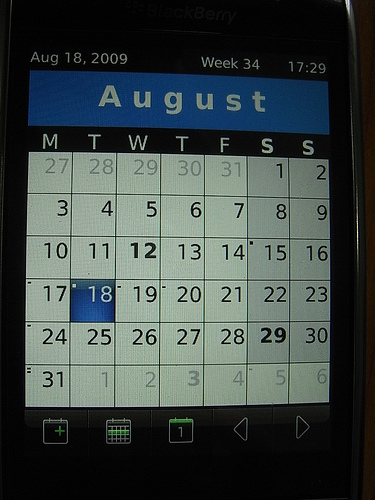 "alt=""BlackBerry Storm - Calendar"""