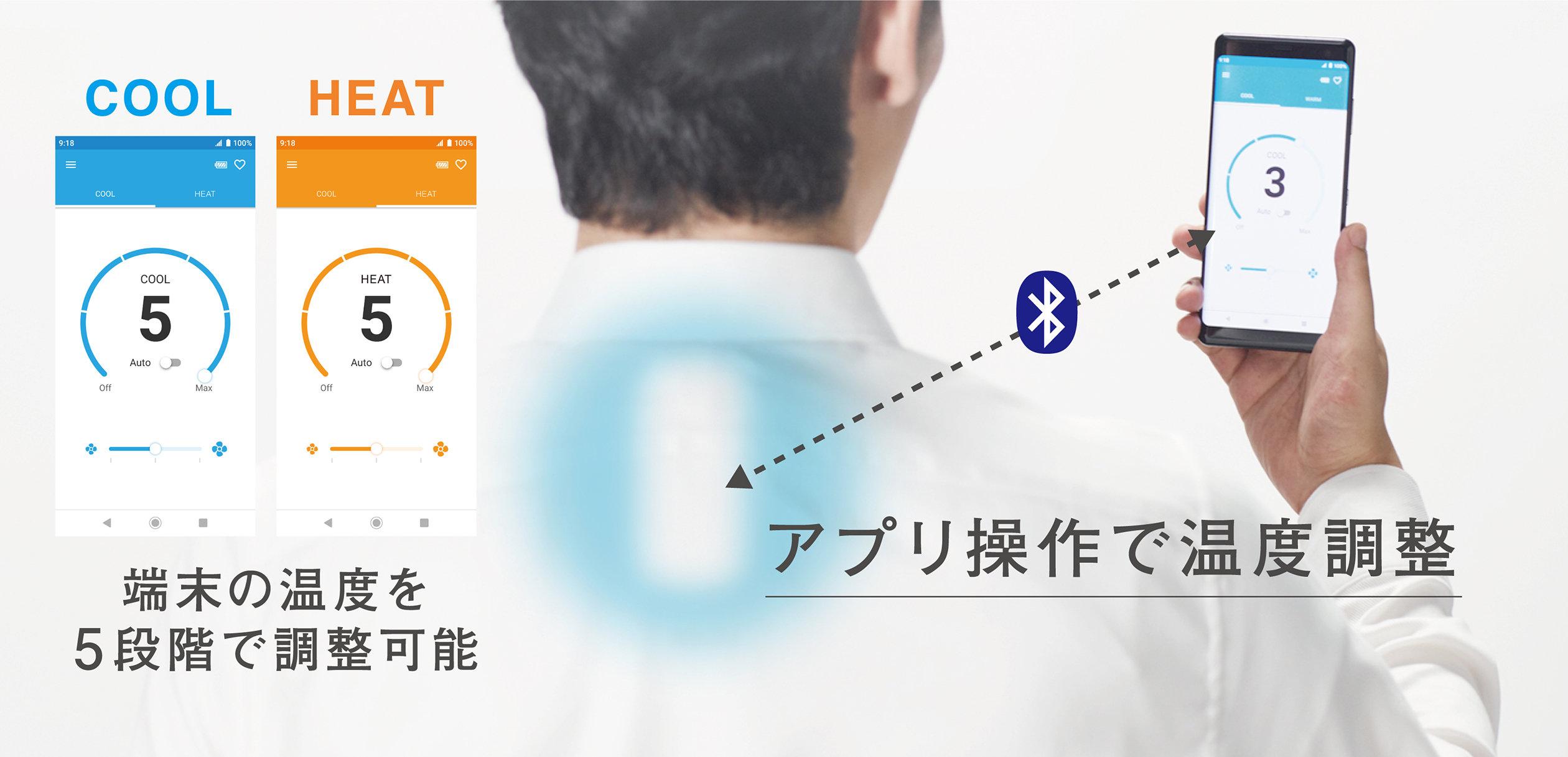 "alt=""Sony Reon Pocket"""