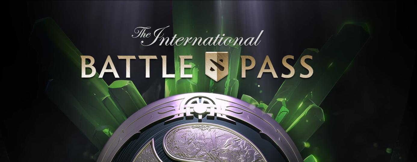 Dota 2] The International Battle Pass 2018 มาแล้ว อัดแน่น