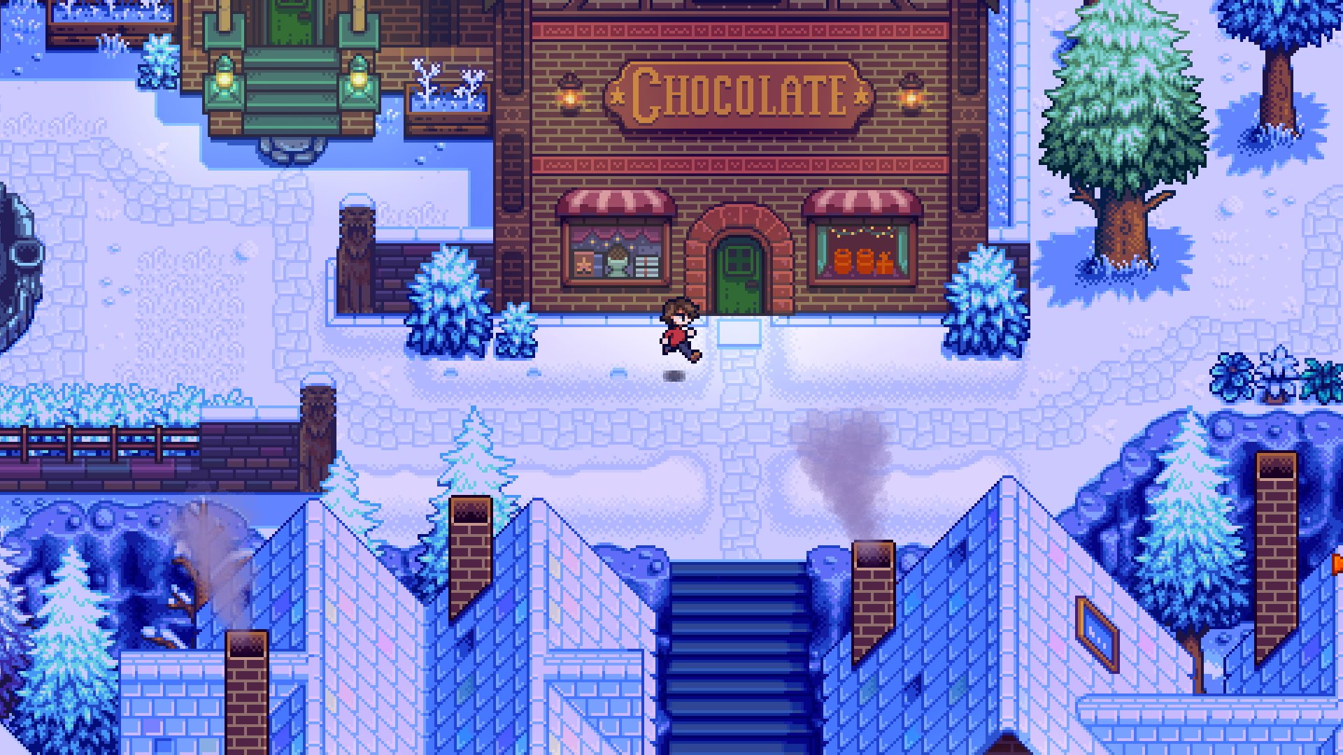 Haunted Chocolatier เกมใหม่ของผู้พัฒนา Stardew Valley เปลี่ยนมาสร้างโรงงานช็อคโกแลต