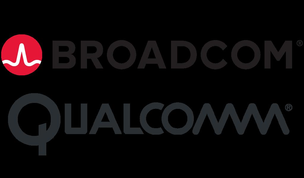 Qualcomm & Broadcom